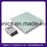 300 * 300 * RGB del azulejo de cristal LED luz del piso de ladrillo con la aprobación del CE / RoHS / EMC