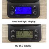 Échelle neuve de café d'égouttement de Digitals d'écran LCD de l'arrivée HD