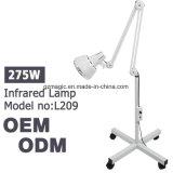 L209 Factroy Directly Sale 275W lâmpada infravermelha para carroçaria com custo barato