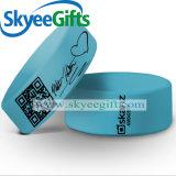 Wristband promozionale del silicone dei regali per i ventilatori della stella