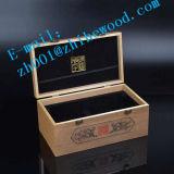 Alto grado de madera caja Internacional de Ajedrez