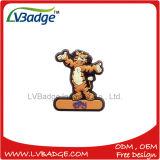 Pin PVC изготовленный на заказ шаржа высокого качества мягкий