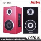 """Verteiler 4 Soem-Ep603 """" 50 Watt Audiokasten-Lautsprecher-für Ausbildung"""
