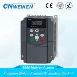 9600 inverseur triphasé de fréquence de la série 380V 1.5kw avec la haute performance