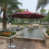 Parapluie de patio extérieur avec Granite Basa