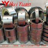 Schnelle Verschluss-pneumatische entlastete Ringe