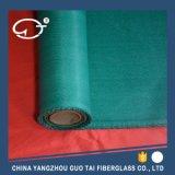 Tela de fibra de vidrio revestida de PVC con propiedades de contra el agua y el fuego