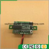 "V20d 0.36 "" 2개의 철사 (색깔을%s 가진 LED DC 3.0-30.0V 디지털 표시 장치 전압계: 파랑)"