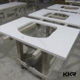 """Parte superiore di pietra di vanità della stanza da bagno della resina di prezzi di fabbrica di Kkr 52 """""""