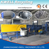 HDPE, PVC, PPR Pipe Recycling Shredder / Long Pipe Crusher