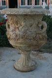 Plantador del mármol del plantador del jardín
