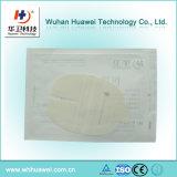 Limpeza adesiva médica transparente de fixação do cuidado IV da ferida do ISO do Ce
