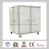 Máquina de filtración de lubricante de petróleo del purificador de la alta precisión de petróleo del petróleo portable de gran viscosidad del purificador (GZL)
