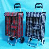Sac à bagages large et large à 2 roues Sac à bagages Smart Cart