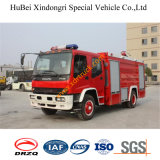 coche de bomberos Euro3 del agua de 8ton Dongfeng EQ1141kj 153