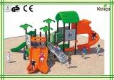 De Apparatuur van de Speelplaats van de Middelgrote Kinderen Van uitstekende kwaliteit van Kaiqi - Beschikbaar in Vele Kleuren (KQ60070A)