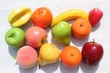Frutta falsa artificiale di tocco reale di alta qualità per la decorazione del partito
