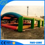 Nuevo estilo piscina inflable del encerado del PVC de 0.9 milímetros