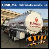 De Tankwagen 20000L van Qingling Vc46 6X4 Oil van Isuzu