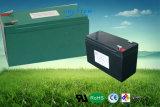Paquete de la batería de la alta tasa 26650 12V 64ah LiFePO4 para la energía solar
