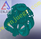 hydraulische Zupacken-Wanne der orange Schalen-20t für Verkauf