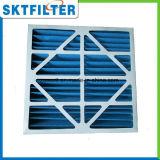 Filtro de aire plisado G3 con el marco de la cartulina