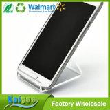 Sostenedor móvil múltiple de acrílico claro de la visualización del teléfono celular