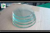 319mm de Vlakke/Gebogen Duidelijke Aangemaakte Lijst van het Glas met ISO, CCC, Verklaarde Csi
