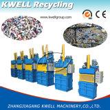 Embaladora hidráulica de las latas de aluminio