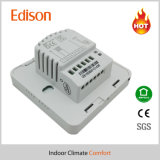 床下から来る水/電気暖房装置(W81111)のためのデジタルプログラム可能なサーモスタット