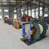 Línea de aluminio de la fabricación del cable de alambre