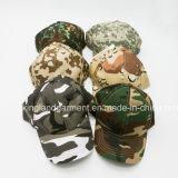 Tarnung-Druck-Baseballmütze Baumwollbohrgerät-Armee-/Military-Digital