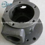 Carcaça de areia de aço do ferro de molde da peça da carcaça fazendo à máquina do CNC do OEM