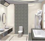 pared del cuarto de baño del mosaico de 300*300m m y azulejo de suelo de mármol (FYSL377)