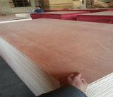 Contre-plaqué marin d'Okoume de pente avec le faisceau de bois dur