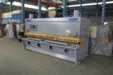 QC11yせん断機械油圧金属板のギロチン機械