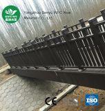 Grüner materieller Eco-Frinendly WPC Gleitschutzbodenbelag