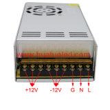 excitador flexível interno da fonte de alimentação do interruptor do módulo da tira do diodo emissor de luz 12V-350W