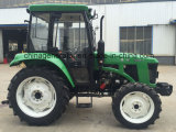 Suyuan Sy-504-1 4WDの農業の農場によって動かされるトラクター