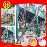 Máquina 220t da fábrica de moagem do milho do milho que funciona na Zâmbia