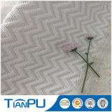 China vende al por mayor la tela del poliester del rayón para la cubierta de colchón
