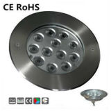 12With36W IP68 LED NENNWERT Lampe, LED-Pool-Licht, LED-Unterwasserlicht