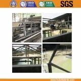 13-1.2um, capa usada, polvo de 96%+ Baso4, sulfato del polvo de bario natural