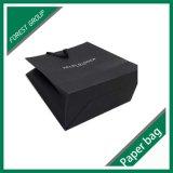 Kundenspezifischer Luxuxpapierbeutel für Tuch und das Einkaufen