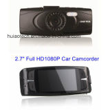 """Billig 2.7 """" FHD1080p Auto DVR mit Digital-Videogerät des Auto-Ntk96650, 3.0m Aptina Ar0330 Auto-Kamera, parkende Steuerung, Nachtsicht, Bewegung Dectection Auto-Flugschreiber"""