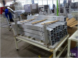 알루미늄에게 단면도 맷돌로 갈기를 위한 CNC 5 축선 미사일구조물 기계 센터 시리즈 (자동 범퍼)