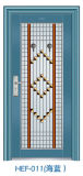 Fluor-Kohlenstoff Anstrich-Tür-Edelstahl-Tür (HEF-011)