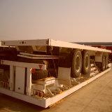 Axles конкурентоспособной цены 2 трейлер контейнера 2X20ft и 40ft