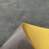 PVC antico Leather di Faux per Sofa