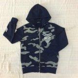 Het Af:drukken Hoodies van het Leger van de jongen in Jonge geitjes kleedt sq-6453
